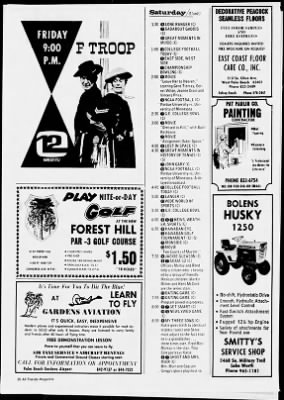 The Palm Beach Post from West Palm Beach, Florida on November 3, 1968 · Page 173