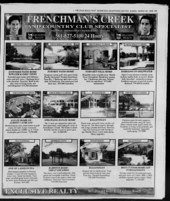 The Palm Beach Post from West Palm Beach, Florida on March 29, 1998 · Page 340