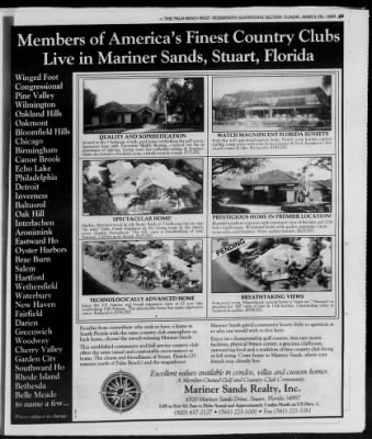 The Palm Beach Post from West Palm Beach, Florida on March 29, 1998 · Page 358