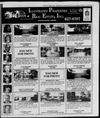 The Palm Beach Post from West Palm Beach, Florida on March 29, 1998 · Page 362