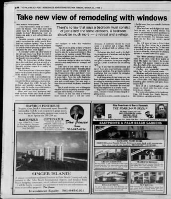 The Palm Beach Post from West Palm Beach, Florida on March 29, 1998 · Page 365