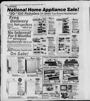 The Palm Beach Post from West Palm Beach, Florida on March 29, 1998 · Page 381