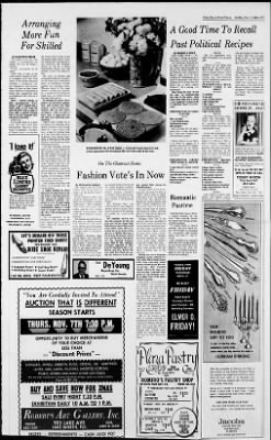 The Palm Beach Post from West Palm Beach, Florida on November 3, 1968 · Page 42