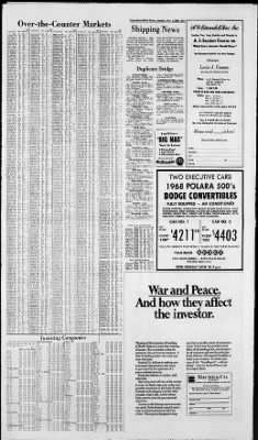 The Palm Beach Post from West Palm Beach, Florida on November 3, 1968 · Page 58
