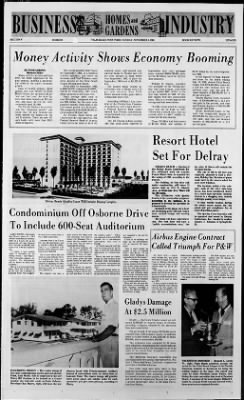 The Palm Beach Post from West Palm Beach, Florida on November 3, 1968 · Page 72