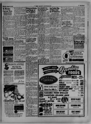 The Daily Clintonian from Clinton, Indiana on August 10, 1944 · Page 3