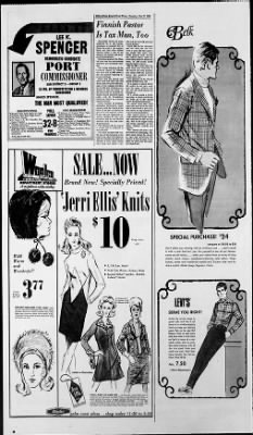 The Palm Beach Post from West Palm Beach, Florida on November 3, 1968 · Page 95