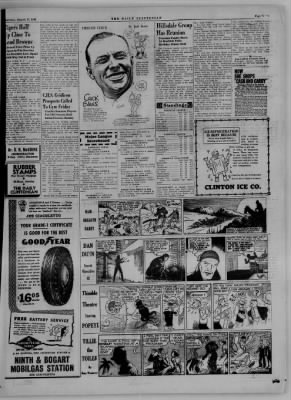The Daily Clintonian from Clinton, Indiana on August 17, 1944 · Page 7
