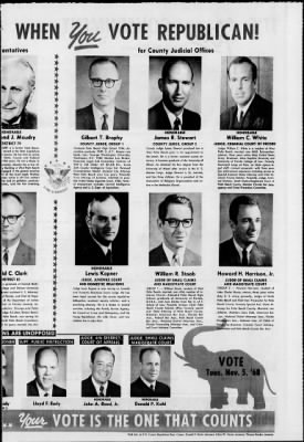 The Palm Beach Post from West Palm Beach, Florida on November 3, 1968 · Page 140