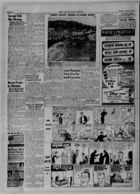 The Daily Clintonian from Clinton, Indiana on August 24, 1944 · Page 2