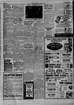 The Daily Clintonian from Clinton, Indiana on August 24, 1944 · Page 4