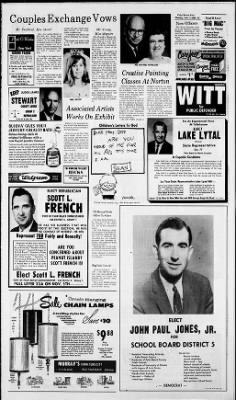 The Palm Beach Post from West Palm Beach, Florida on November 4, 1968 · Page 15