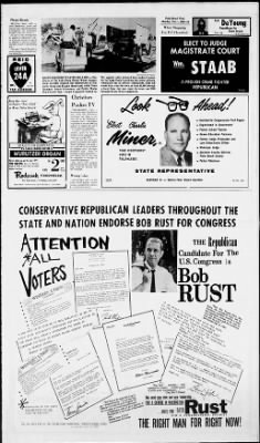 The Palm Beach Post from West Palm Beach, Florida on November 4, 1968 · Page 19