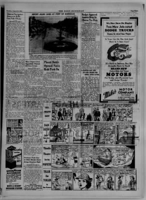 The Daily Clintonian from Clinton, Indiana on August 29, 1944 · Page 3
