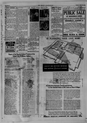 The Daily Clintonian from Clinton, Indiana on August 29, 1944 · Page 4