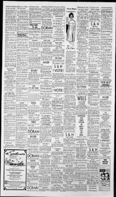 The Palm Beach Post from West Palm Beach, Florida on November 4, 1968 · Page 46