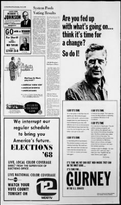 The Palm Beach Post from West Palm Beach, Florida on November 5, 1968 · Page 8