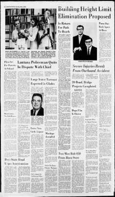 The Palm Beach Post from West Palm Beach, Florida on November 5, 1968 · Page 12