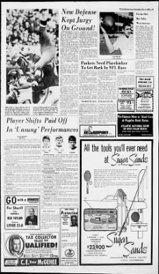 The Palm Beach Post from West Palm Beach, Florida on November 5, 1968 · Page 19