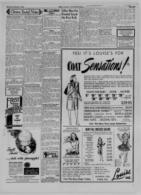 The Daily Clintonian from Clinton, Indiana on September 7, 1944 · Page 5