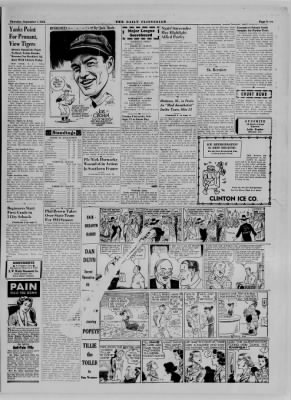 The Daily Clintonian from Clinton, Indiana on September 7, 1944 · Page 7