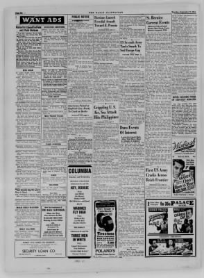 The Daily Clintonian from Clinton, Indiana on September 12, 1944 · Page 6
