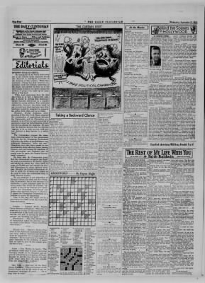 The Daily Clintonian from Clinton, Indiana on September 13, 1944 · Page 4