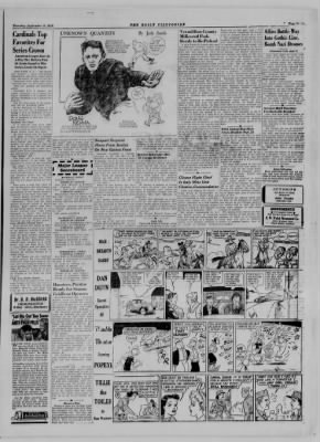 The Daily Clintonian from Clinton, Indiana on September 14, 1944 · Page 7