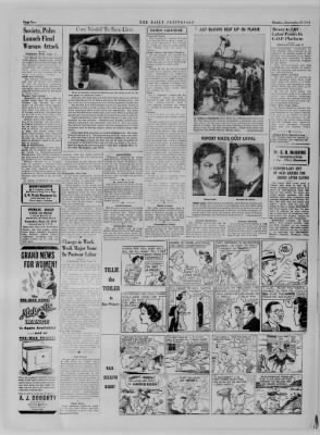 The Daily Clintonian from Clinton, Indiana on September 18, 1944 · Page 2