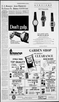 The Palm Beach Post from West Palm Beach, Florida on November 7, 1968 · Page 7