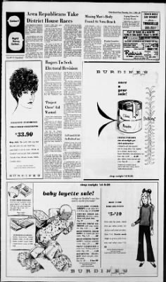 The Palm Beach Post from West Palm Beach, Florida on November 7, 1968 · Page 9