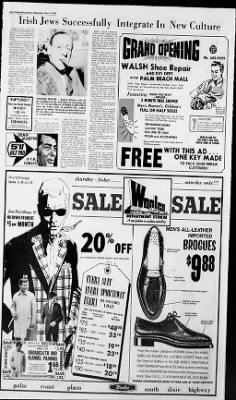 The Palm Beach Post from West Palm Beach, Florida on November 7, 1968 · Page 12