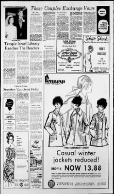 The Palm Beach Post from West Palm Beach, Florida on November 7, 1968 · Page 14