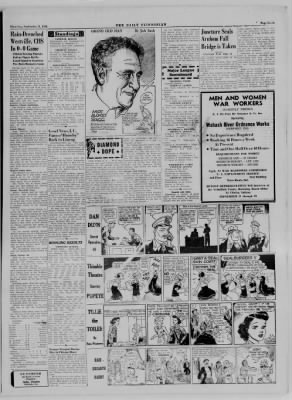 The Daily Clintonian from Clinton, Indiana on September 21, 1944 · Page 7