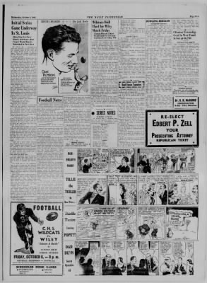 The Daily Clintonian from Clinton, Indiana on October 4, 1944 · Page 5