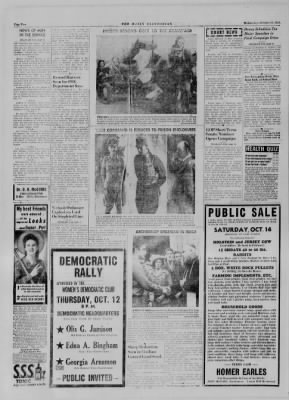 The Daily Clintonian from Clinton, Indiana on October 11, 1944 · Page 2