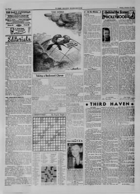 The Daily Clintonian from Clinton, Indiana on October 13, 1944 · Page 4