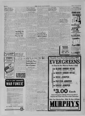 The Daily Clintonian from Clinton, Indiana on October 16, 1944 · Page 2