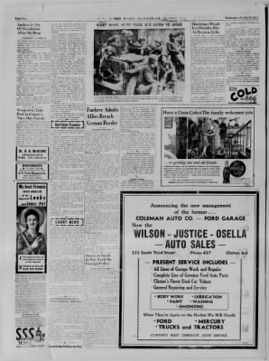 The Daily Clintonian from Clinton, Indiana on October 18, 1944 · Page 2