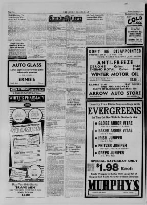 The Daily Clintonian from Clinton, Indiana on October 20, 1944 · Page 2