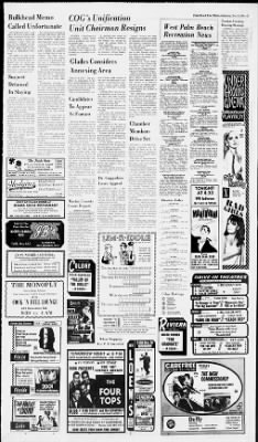 The Palm Beach Post from West Palm Beach, Florida on November 9, 1968 · Page 21