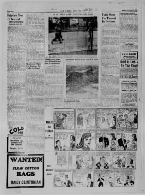 The Daily Clintonian from Clinton, Indiana on October 23, 1944 · Page 2