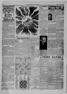 The Daily Clintonian from Clinton, Indiana on October 23, 1944 · Page 4