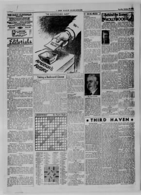 The Daily Clintonian from Clinton, Indiana on October 24, 1944 · Page 4