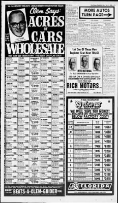 The Palm Beach Post from West Palm Beach, Florida on November 9, 1968 · Page 33
