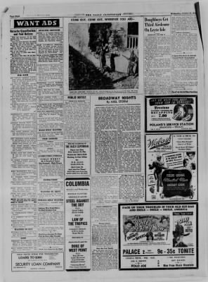 The Daily Clintonian from Clinton, Indiana on October 25, 1944 · Page 8