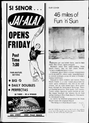 The Palm Beach Post from West Palm Beach, Florida on November 10, 1968 · Page 174