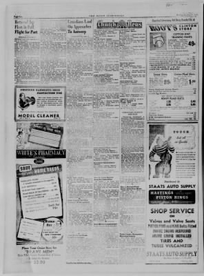 The Daily Clintonian from Clinton, Indiana on October 27, 1944 · Page 2