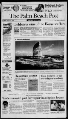 The Palm Beach Post from West Palm Beach, Florida on March 30, 1998 · Page 86