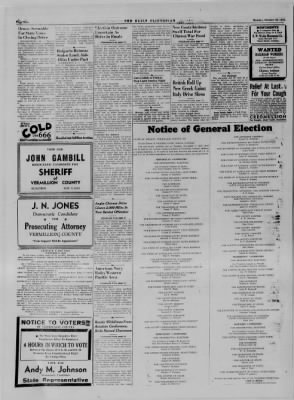 The Daily Clintonian from Clinton, Indiana on October 30, 1944 · Page 2